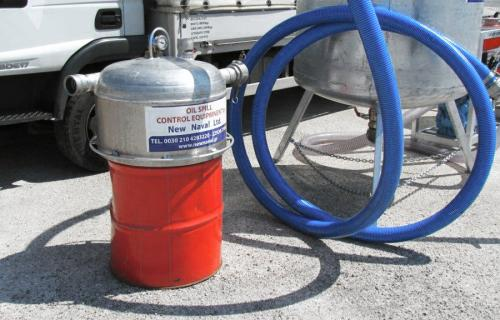 New Naval ScorVac 6L Oil Recovery Vacuum 02