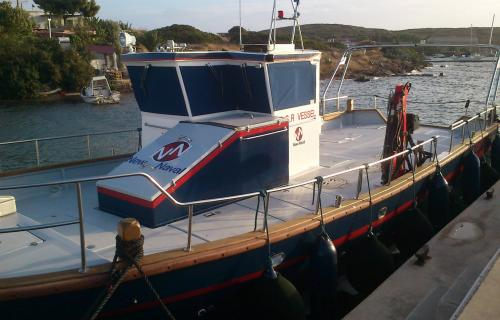 SEAGUARDIAN 12  OIL SPILL RESPONSE VESSEL OIL SPILL RESPONSE SALVGE OPERATIONS 04